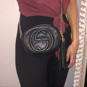 Gucci Soho Disco Chain Crossbody Bag